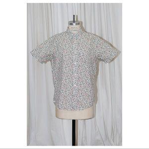 GAP Lived - In Floral Shirt